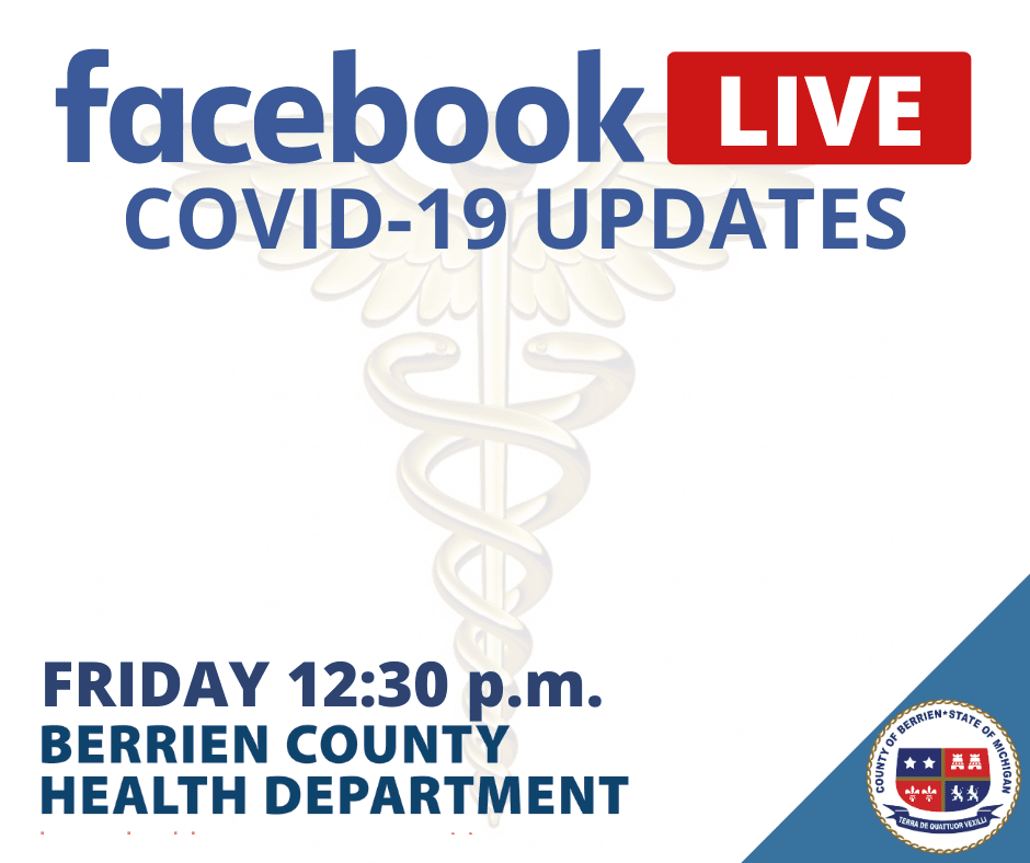 Health Department Facebook Live