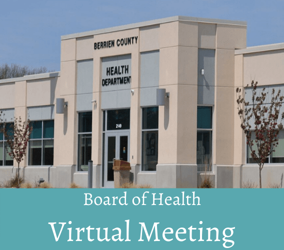 Board of Commissioners Meeting Virtually