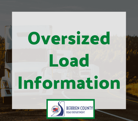 Oversized Load Information