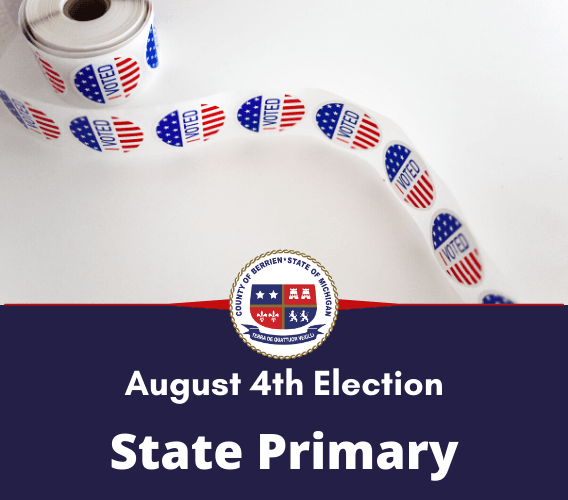 August 4th State Primary Election