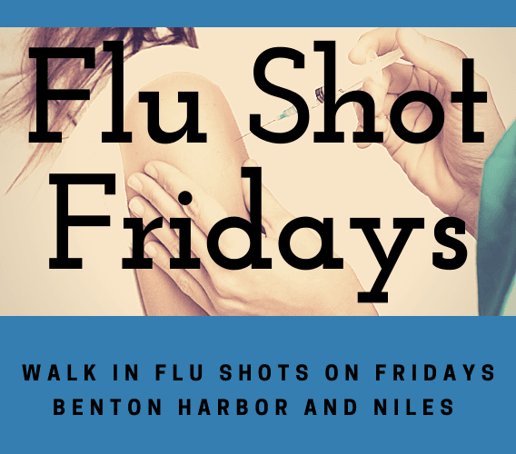 Web Flu Shot Fridays