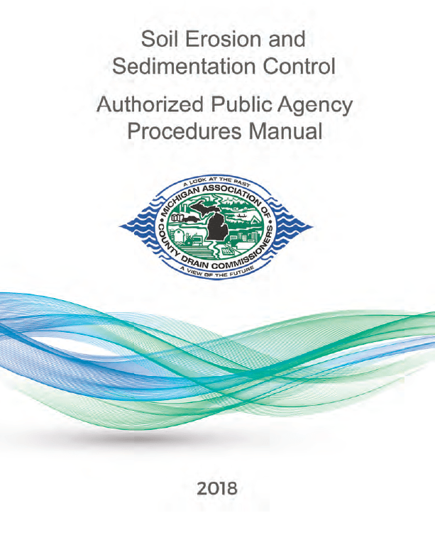 Soil Erosion and Sedimentation Control Manual image