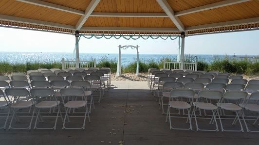 Seating at Pavilion