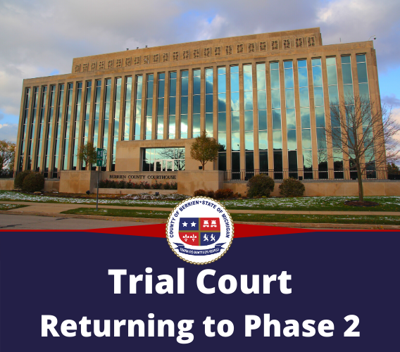 Trial Court Phase 3 - Reopening Plan Image