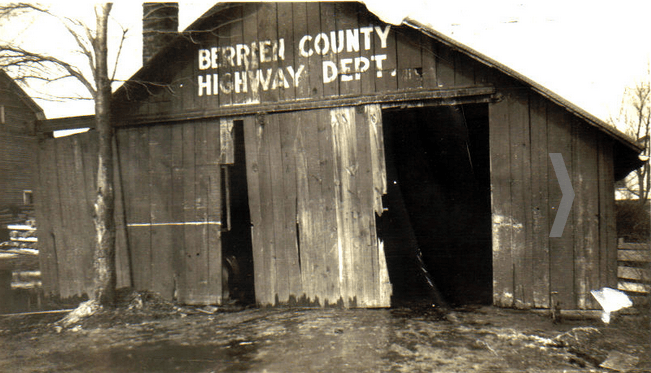 Berrien County Road Department Shed